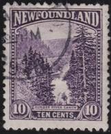 Newfoundland  .    SG   .     157      .       O      .  Gebruikt      .    /   .   Cancelled - Newfoundland