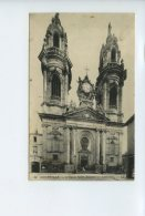 Cp De Collection A Voir - Luneville - L Eglise Saint Jacques - Luneville