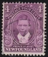 Newfoundland  .    SG   .     120     .       O      .  Gebruikt      .    /   .   Cancelled - Newfoundland