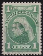 Newfoundland  .    SG   .     85       .       O      .  Gebruikt      .    /   .   Cancelled - Newfoundland