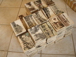 ENORME LOT De + 10.700 CPA Type Drouille Et Petites Cartes - 500 Postcards Min.