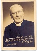 Devotie - Gouden Priesterjubileum Pastoor C. Coghe - Ardooie 1952 - Announcements