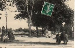 85 LES SABLES-D'OLONNE  Le Boulevard De L'Est - Sables D'Olonne