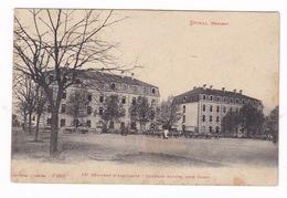 Jolie CPA Epinal (Vosges), Régiment D'artillerie, Quatre Reffye. A Voyagé En 1913 - Reggimenti