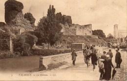 85 TALMONT  Le Château - Talmont Saint Hilaire