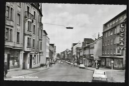 Cpsm St004130 Gevelsberg Mittelstrasse , Rue Principale , Commerces - Gevelsberg