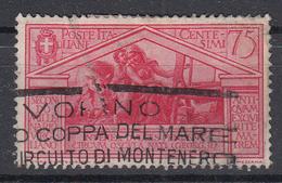 ITALIË - Michel - 1930 - Nr 350 - Gest/Obl/Us - 1900-44 Vittorio Emanuele III