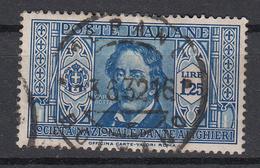 ITALIË - Michel - 1932 - Nr 380 - Gest/Obl/Us - Usati