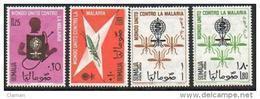 Somalia - 1962 Malaria/Health/Medicine-Paludisme/Santé-Gesundheit /Medizin (OMS/WHO) ** - Somalia (1960-...)