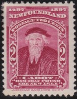 Newfoundland     .    SG   .     67      .   *      .     Ongebruikt      .    /   .   Mint-hinged - Newfoundland