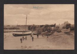 CPA . Dépt.29. SANTEC . Le Port De L'ILE-de-SIECK . - France
