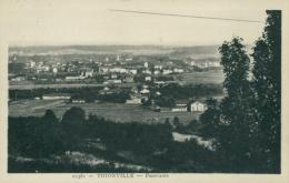 57  THIONVILLE  / Panorama / - Thionville