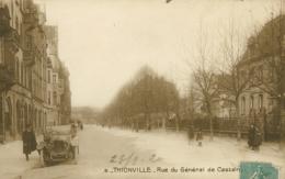 57  THIONVILLE  / Rue Du Général De Castelnau / - Thionville