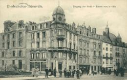 57  THIONVILLE  / Entrée Vers La Ville  /  NELS SERIE 100 N° 41 - Thionville