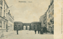 57  THIONVILLE  / Moseltor / - Thionville