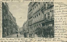 57  THIONVILLE  / Rue Du Four Banal / - Thionville