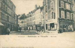 57  THIONVILLE  / Rue Brûlée / - Thionville