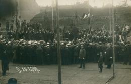 57  THIONVILLE  / Cérémonie Officielle  9 Octobre 1909 / PHOTOGRAPHIE BRUERE THIONVILLE - Thionville