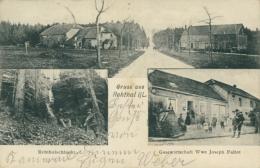 57  VALLERYSTHAL  / Auberge Wve Jospeh Faltot  Rehthalsclucht  / - Autres Communes