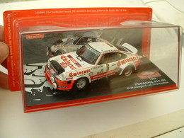 PORSCHE 911 SC - RALLYE DE MONTE CARLO 1982 - WALDEGARD / THORSZELIUS - ALTAYA IXO - 1/43éme - Ixo