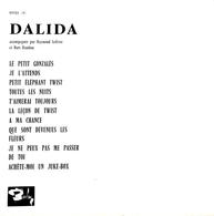 """Dalida  """"  Le Petit Gonzalès  """" - Special Formats"""