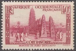 N° 118 - X X - ( C 1365 ) - Ivory Coast (1892-1944)