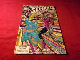 SUPERMAN  No 61 NOV 81 - DC