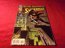 SUPERMAN  THE MAN OF STEEL  No 39 DEC 94 - DC