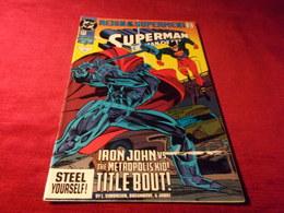 SUPERMAN  THE MAN OF STEEL  No  23 JUL 93 - DC