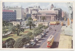 JOHANNESBURG Scenes, Library Gardens, South Africa, 1959 Used Postcard [21775] - South Africa