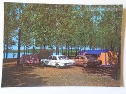 D160926 Hungary Soltvadkert - Automobile Auto Mercedes -Camping - PKW