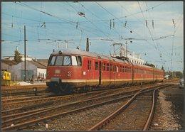 DB Elektro-Schnelltriebwagen 456 101-5/401-9 - Reiju AK - Trains