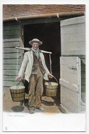 """The Milkman."" - Tuck ""Rural Life"" Series 1422 - Unclassified"