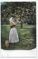 """""""In The Orchard."""" - Tuck """"Rural Life"""" Series 1422 - Agriculture"""