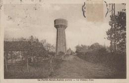 La Ferté Saint-Aubin 45 - Château D'Eau - Editeur Lenormand - La Ferte Saint Aubin