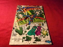 THE ADVENTURES OF  SUPERMAN    No  461 DEC 89 - DC