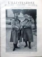 L'illustrazione Italiana 11 Ottobre 1914 WW1 Assedio Di Anversa Galizia Inglesi - Guerra 1914-18