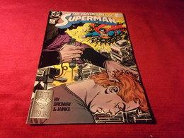 THE ADVENTURES OF  SUPERMAN    No  445  OCT   88 - DC