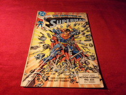THE ADVENTURES OF  SUPERMAN    No  468 JUL  90 - DC