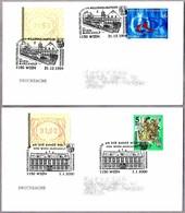 CAMBIO DE MILENIO - CHANGE OF MILLENNIUM. Wien Mariahilf 1999-2000 - Relojería
