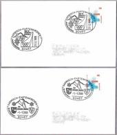 CAMBIO DE MILENIO - CHANGE OF MILLENNIUM. Garmish-Partenkirchen 1999-2000 - Relojería