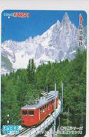 JAPAN - PREPAID-0772 - TRAIN - Trains