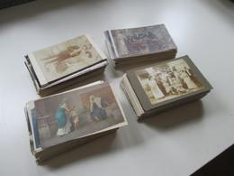 AK 1910er - 50er Jahre 450 Stück! Gelaufen / Ungelaufen! Deutschland Und Europa! Verschiedene Motive! Stöberposten! - 100 - 499 Karten
