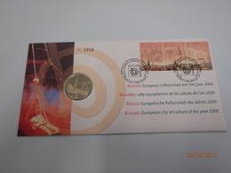 Numisletter 2000 Brussel 2882 - 2884 - Numisletters