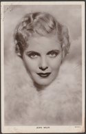Actress Jean Muir, C.1930s - Picturegoer RP Postcard - Entertainers