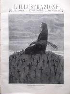L'illustrazione Italiana 1 Novembre 1914 WW1 Galizia Valona Fiandra Romania Carlo - Guerra 1914-18