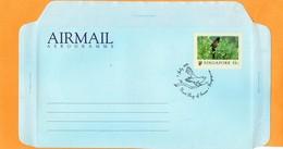 Singapore Air Mail Letter - Singapore (1959-...)