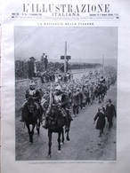 L'illustrazione Italiana 8 Novembre 1914 WW1 Fiandre Theodosia Turchia Cosacchi - Guerra 1914-18