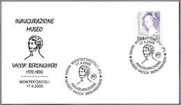 Medico Cirujano VACCA'BERLINGHIERI (1772-1826). Surgeon. Montefoscolo, Pisa, 2005 - Medicina