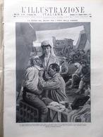 L'illustrazione Italiana 15 Novembre 1914 WW1 Fiandre Lemire Belgio Aisne Finali - Guerra 1914-18
